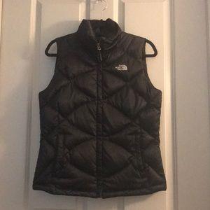 Down North Face Women's Vest
